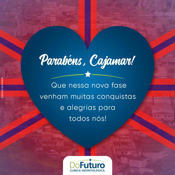 Parabéns Cajamar!
