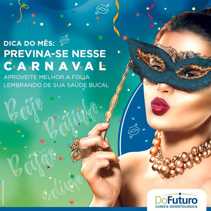 Previna-se nesse carnaval!