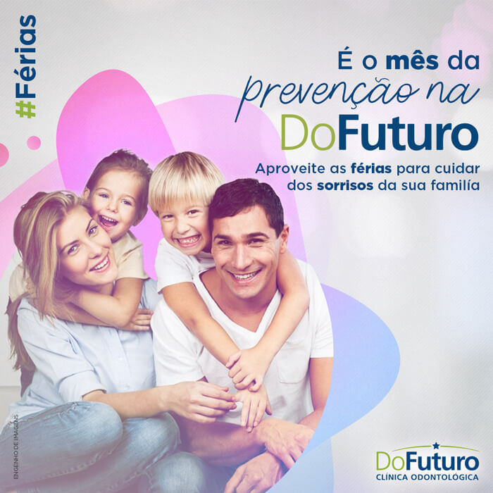 Mês da prevenção na Do Futuro!