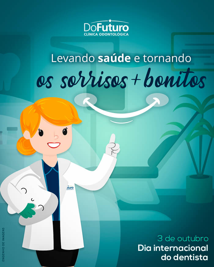 Feliz dia Internacional do Dentista!