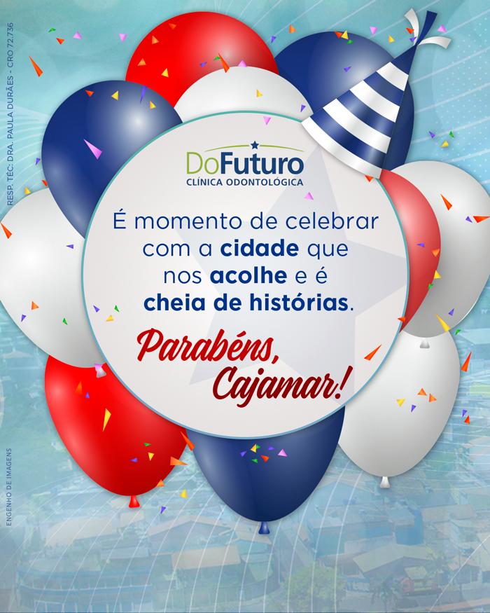 Parabéns, Cajamar!
