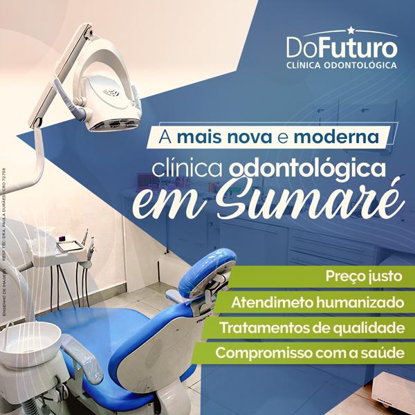 A mais nova e moderna clínica odontológica em Sumaré