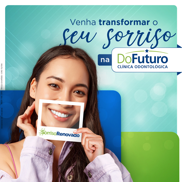 Venha transformar o seu sorriso na Clínica Do Futuro Sumaré!
