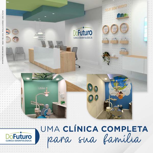 Uma clínica completa para sua família